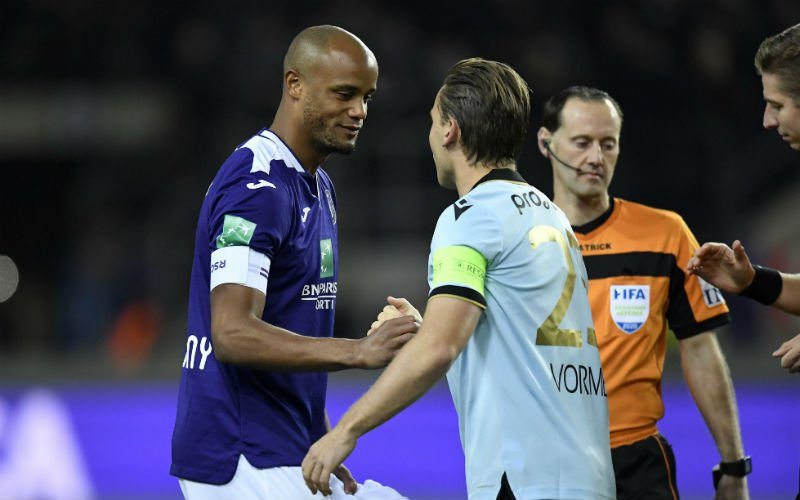 Vormer zet Anderlecht op zijn plaats: