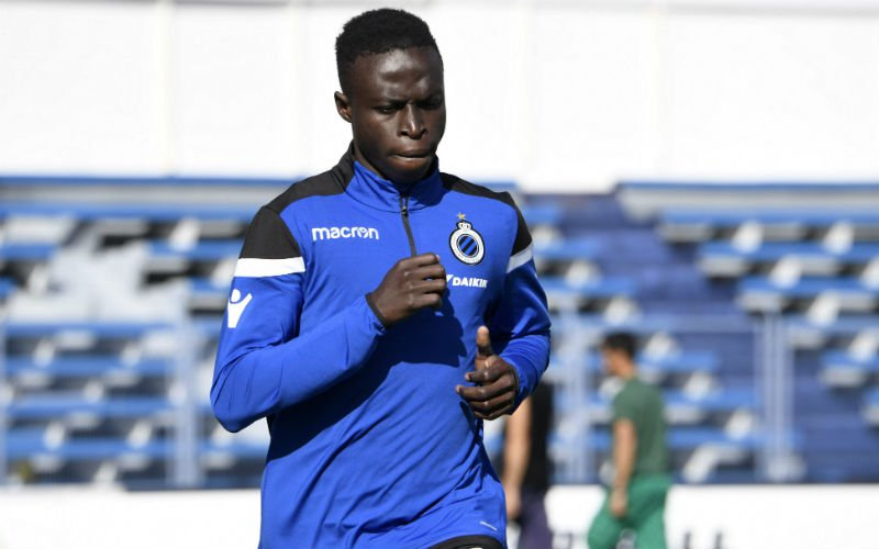 Club Brugge maakt rugnummers Diatta, Tomecak en Gabulov bekend