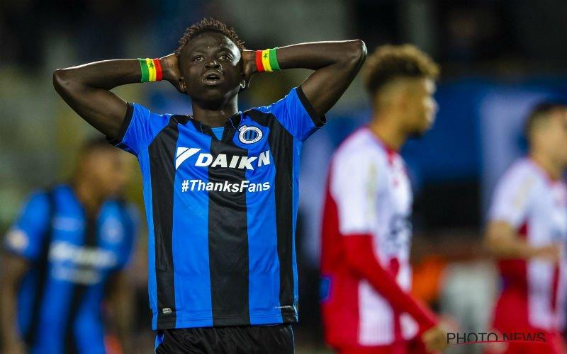 'Krépin Diatta brengt Club Brugge zwaar in de problemen'