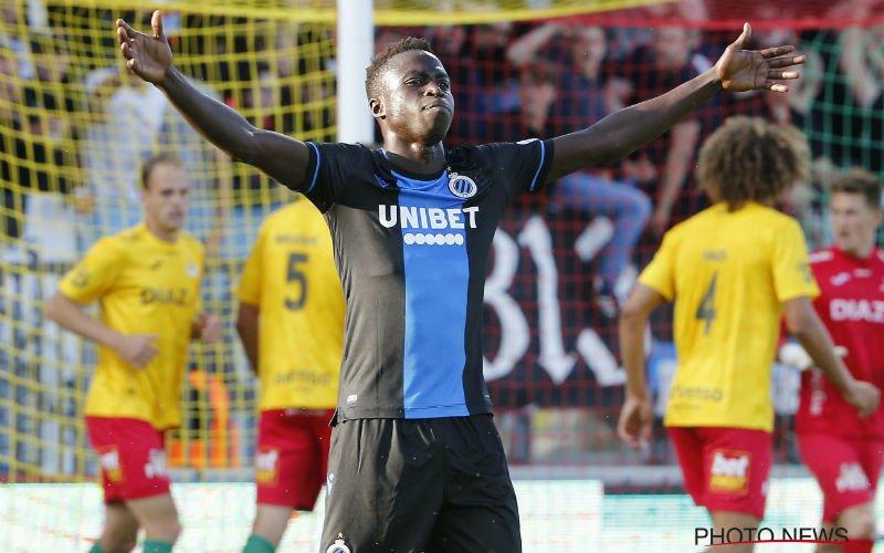 'Krépin Diatta regelt onverwachte transfer bij Club Brugge'