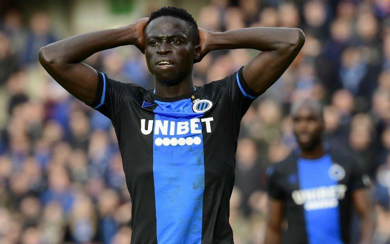 Krépin Diatta verrast Club Brugge met berichtgeving over transfer