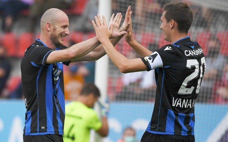 Club Brugge swingt en vernedert dramatisch Zulte Waregem met 0-6