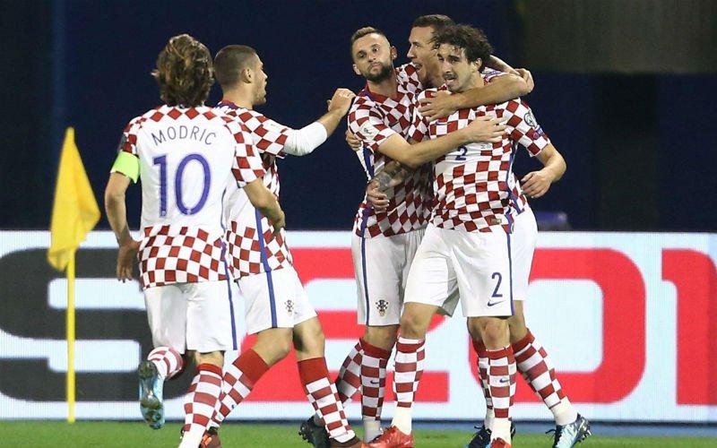 Kroatië neemt deze twee spelers uit Jupiler Pro League mee naar Rusland