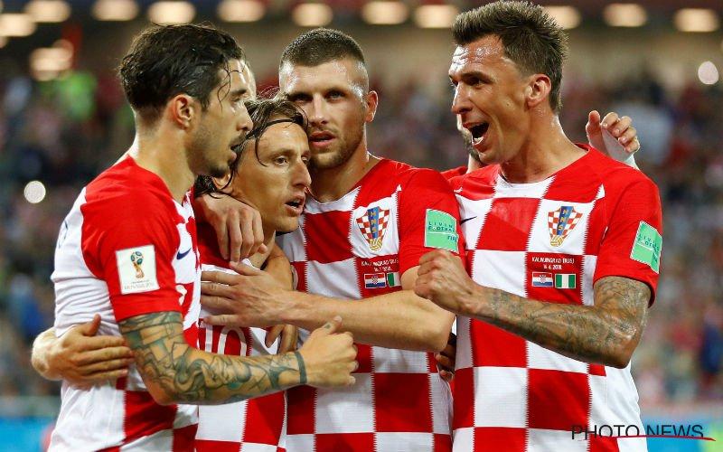 Modric kroont zich tot beste speler op het WK, Hazard tweede