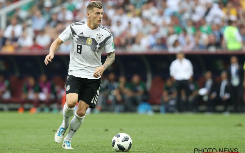 Tony Kroos houdt Duitsland op straffe wijze in het WK