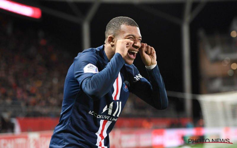 'Kylian Mbappé verlaat PSG en tekent bij Real Madrid'
