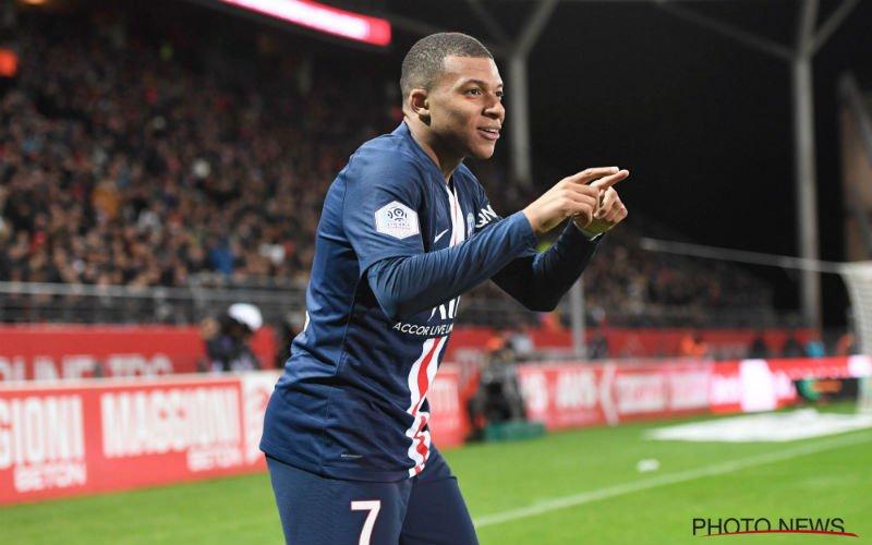 'Ongezien monsterbod van 400 (!) miljoen euro op Kylian Mbappé'
