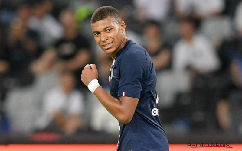 'Kylian Mbappé dient transferverzoek in bij PSG en wil naar déze topclub'