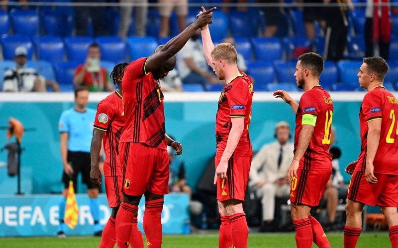 België niet zonder moeite voorbij Finland, Denemarken zorgt nog voor stunt