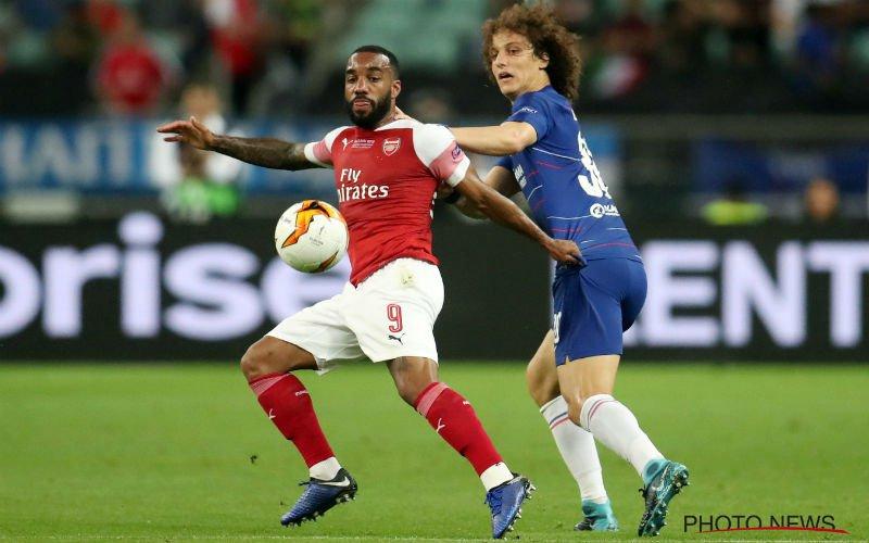 Kijkers halen uit tijdens Chelsea-Arsenal: