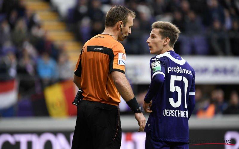 'Anderlecht hakt knoop door over vertrek van Yari Verschaeren'