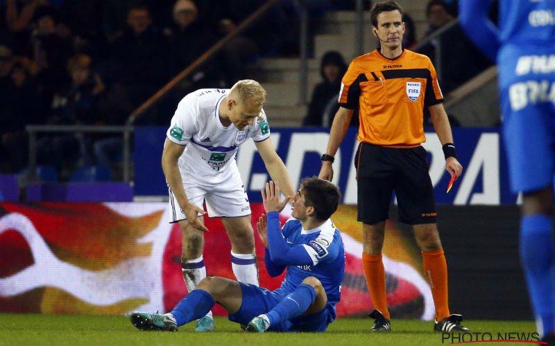 Videoref moest op Genk-Anderlecht zijn, maar daarom was hij er niet