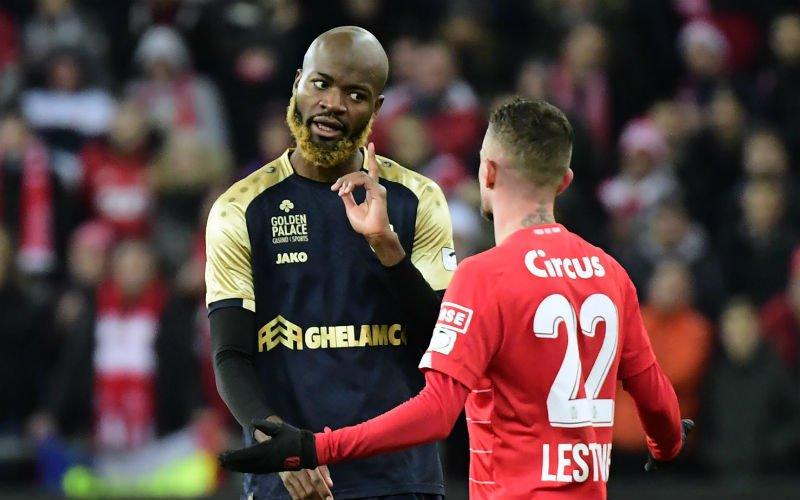 'Didier Lamkel Zé gaat Antwerp nu écht verlaten'