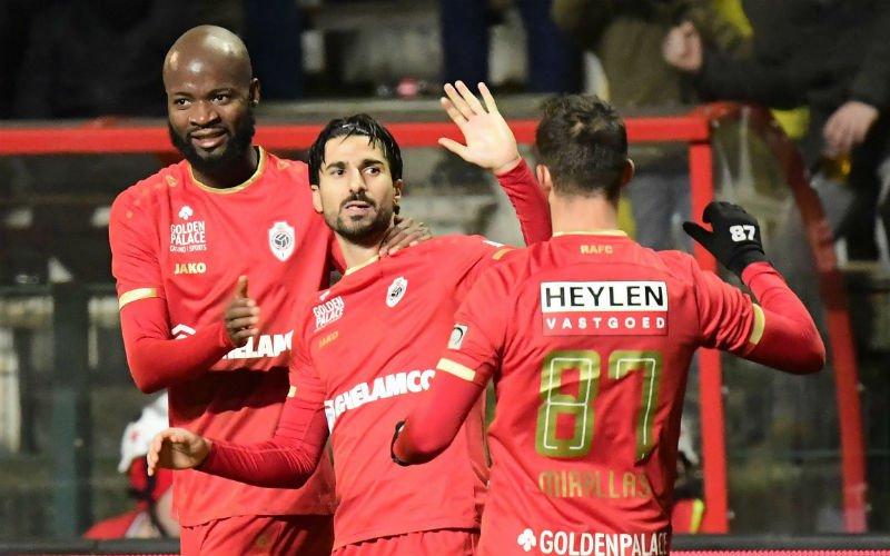Opstand bij Antwerp FC: