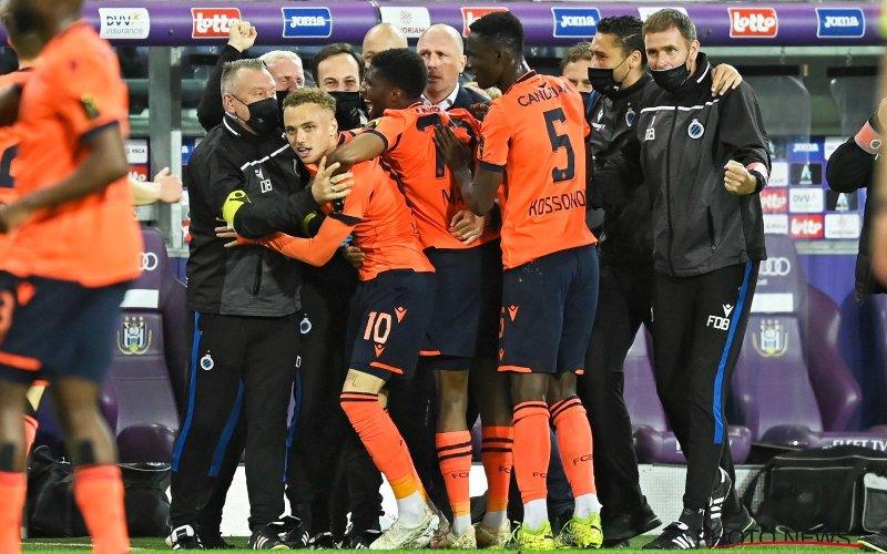 Vanaken en Lang loodsen Club Brugge in Anderlecht naar nieuwe titel