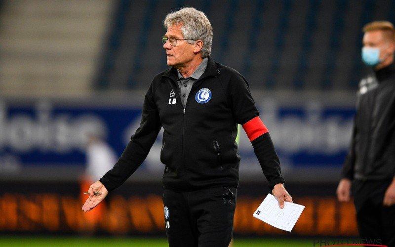 AA Gent ontslaat coach Laszlo Bölöni nu al