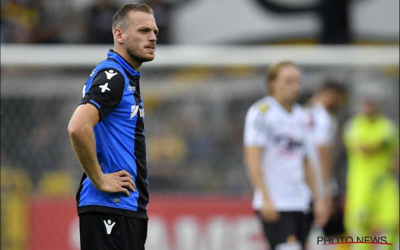 Er moet Laurens De Bock iets van het hart over Club Brugge
