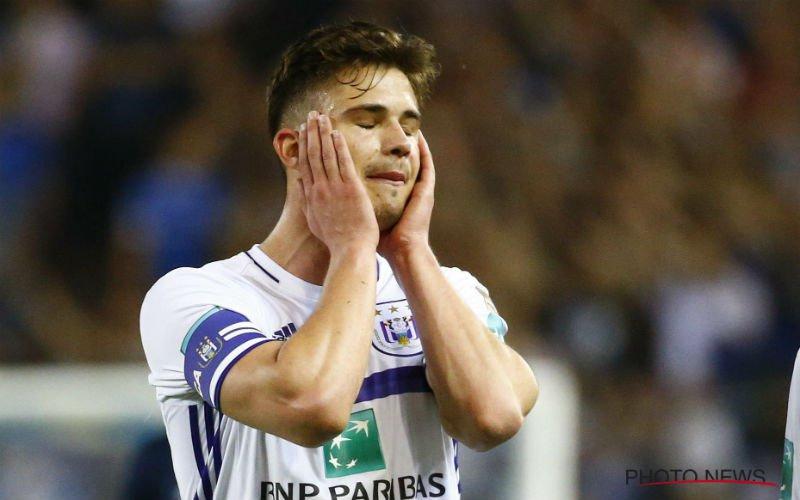 'Dendoncker gooit transferplannen Anderlecht serieus in de war'
