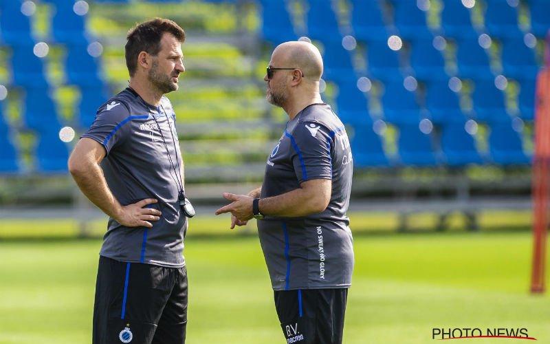 'Club Brugge en Ivan Leko mogelijk definitief op ramkoers'