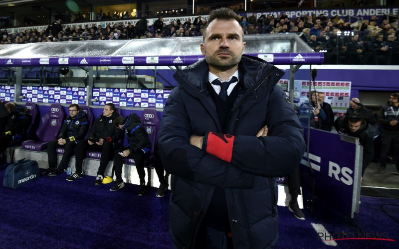Leko maakt selectie voor Anderlecht bekend én heeft zeer goed nieuws