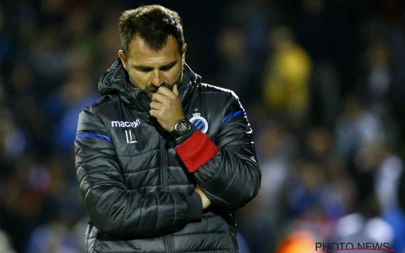 Grote problemen voor Club Brugge nu Leko werd opgepakt: