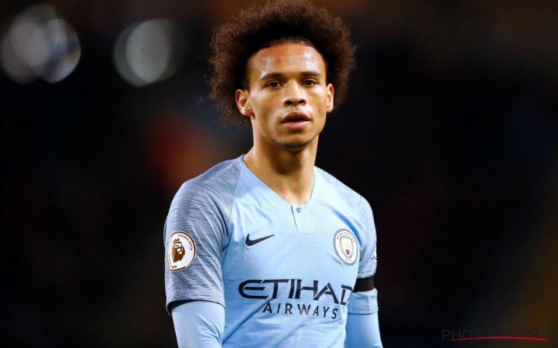 'Leroy Sane verlaat Manchester City en tekent bij deze Europese grootmacht'