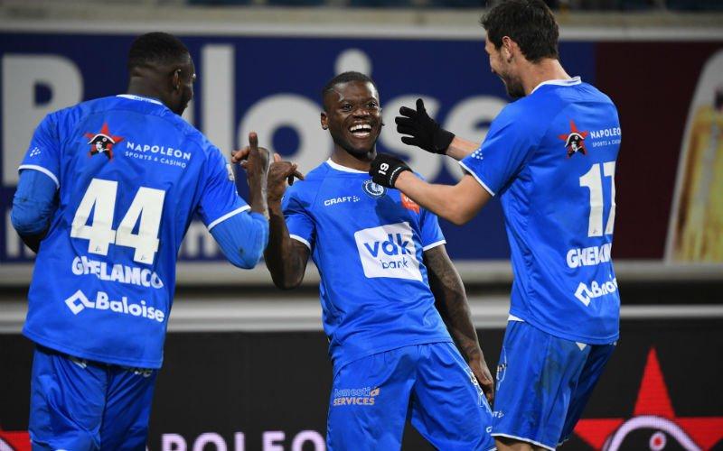 'Stallone Limbombe ruilt AA Gent mogelijk in voor andere Belgische topclub'