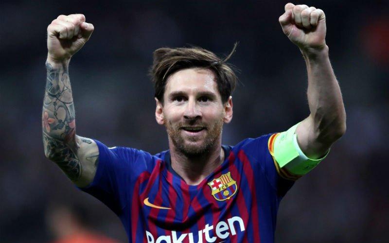 'Messi stapt naar Barça-bestuur met eis voor versterking en noemt Rode Duivel'