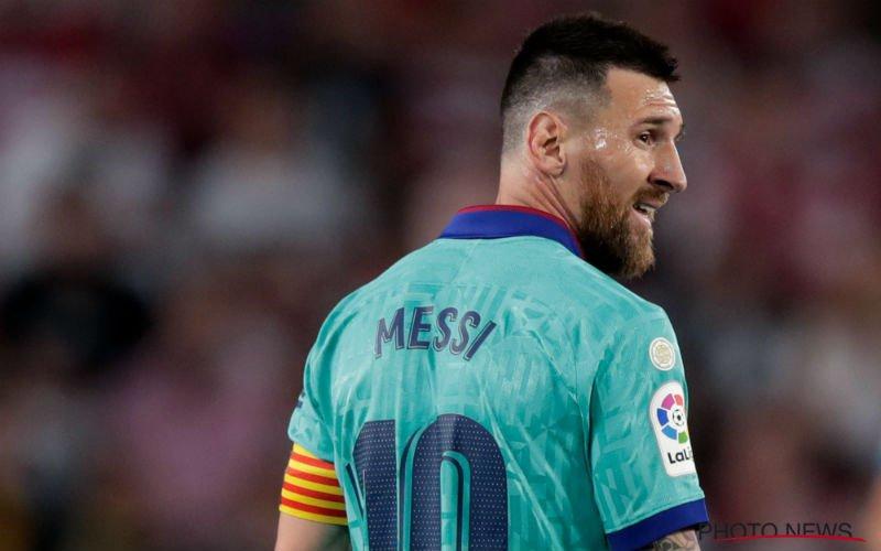 'Barcelona wil Lionel Messi tevreden houden met toptransfer van 111 miljoen'