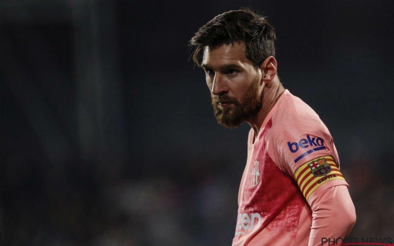 'Messi flitst verder bij Barcelona en maakt hattrick'