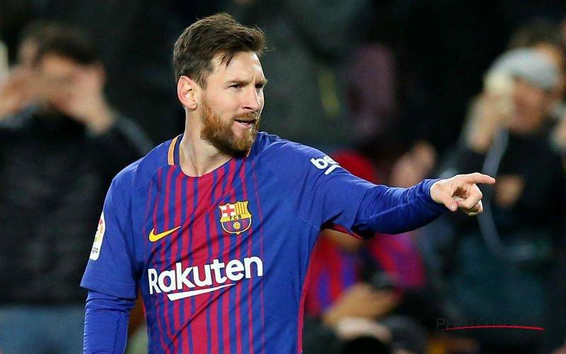 'Deze Europese topclub kan Messi komende zomer strikken'