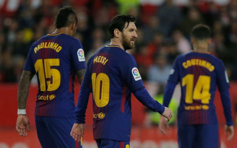 'Messi wil deze drie toppers erbij in plaats van Griezmann'