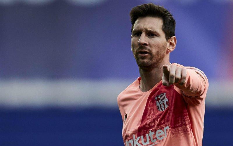 'Lionel Messi heeft geweldig nieuws voor Genk'