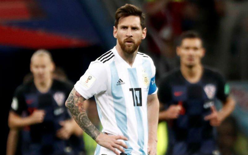"""""""Dit is de reden waarom Messi zo zwak presteert op het WK"""""""
