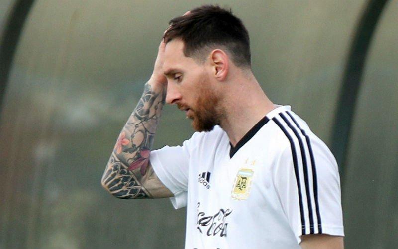 Messi ligt overhoop met Barça: 'We hebben hem echt niet nodig!'
