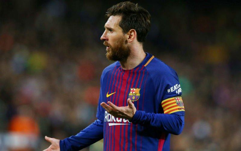 Messi verrast iedereen en duidt zijn opvolger aan
