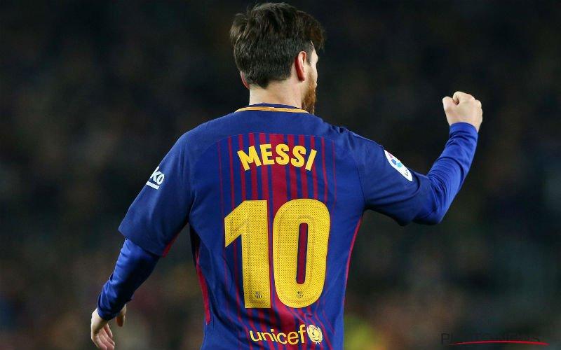 'Messi steekt stokje voor toptransfer en stuurt klasbak door naar...Real'