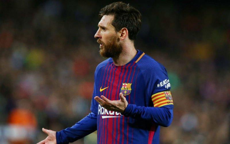 'Lionel Messi dringt bij Barcelona aan op komst van Rode Duivel'