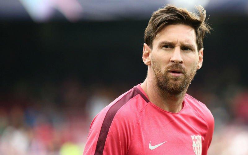 Barcelona zit in de problemen: 'Messi gaat Ronaldo achterna'