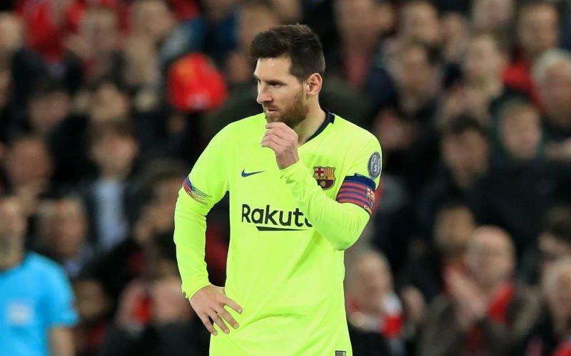 Messi slaat keihard met vuist op tafel: 'Deze drie spelers moeten absoluut komen'