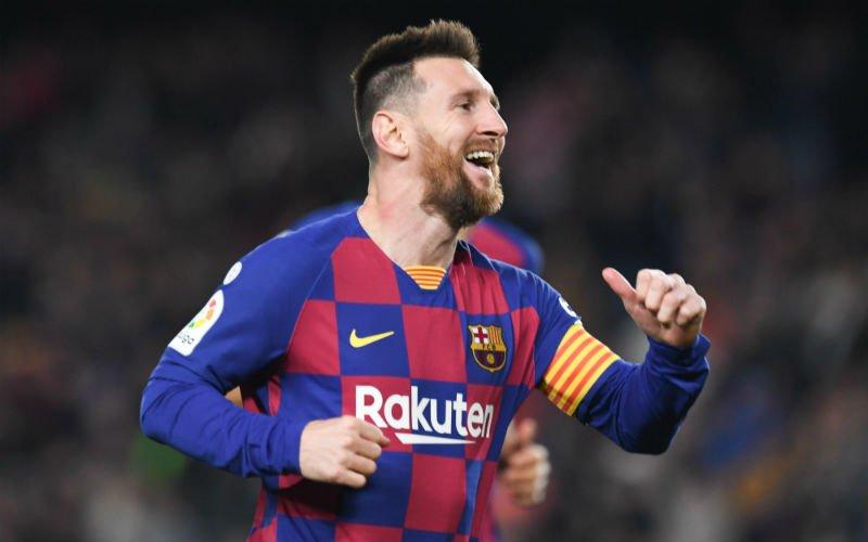 Messi hakt knoop door over transfer: