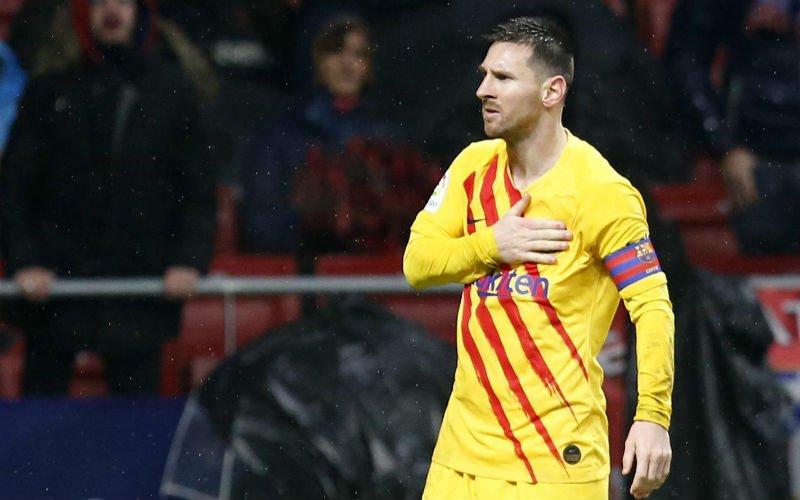'Kwade Messi breekt contractonderhandelingen af en vertrekt bij Barcelona'