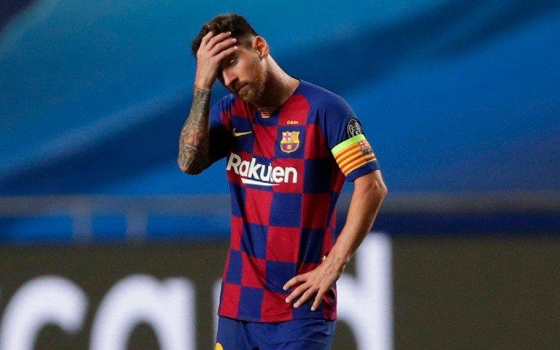 Drama dreigt: 'Lionel Messi mag dan volledig seizoen niet voetballen'