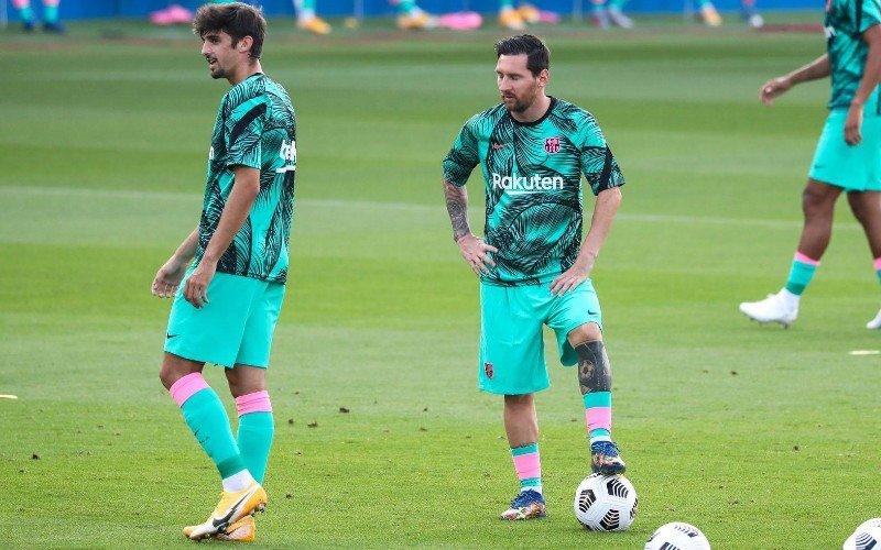 Woedende Lionel Messi dropt ongelofelijke bom bij Barcelona