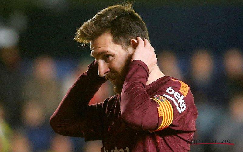 Niemand gelooft deze vreemde statistiek van Messi