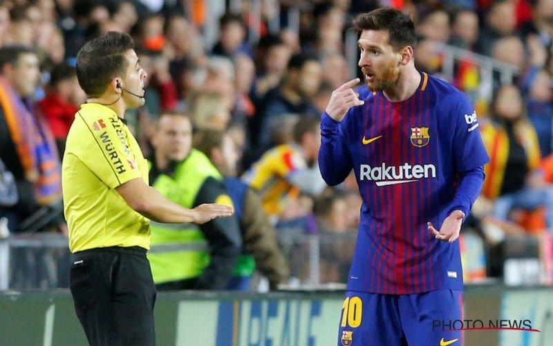 'Messi vraagt aan Barcelona-bestuur om Real-target binnen te halen'