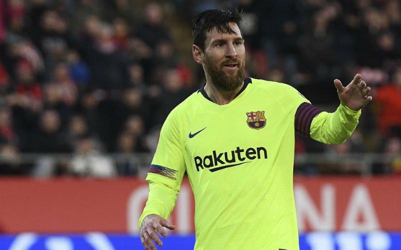Lionel Messi moét iets kwijt over Cristiano Ronaldo