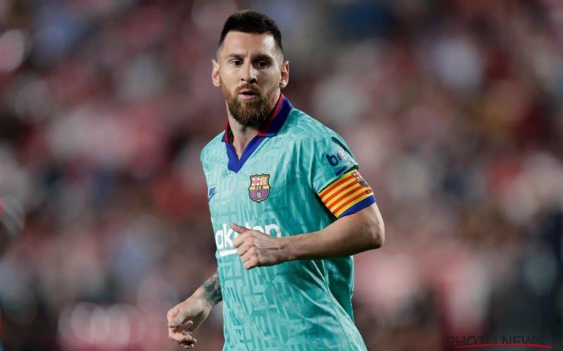 'Barcelona lijkbleek na drastisch besluit van Messi'