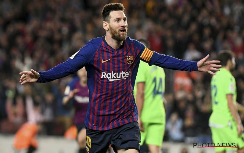 'Lionel Messi wil deze ster van Manchester City naar Barcelona halen'