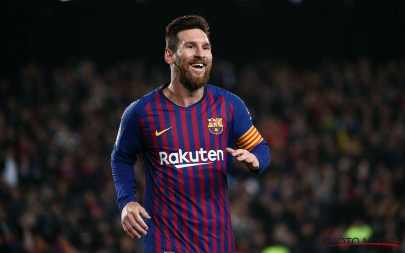 'Messi zet megatransfer op poten via geheime onderhandelingen, Real Madrid wordt lijkbleek'